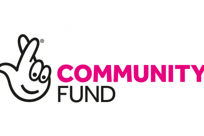 National Lottery Comminity Fund Funds For All logo