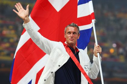 Mark Foster, GB Olympic Swimmer